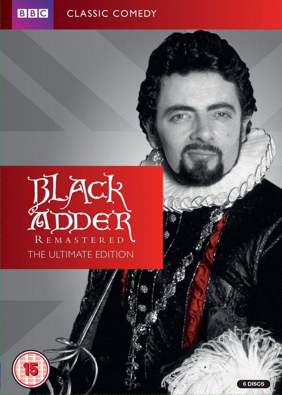 Blackadder: Remastered - The Ultimate Edition (hmv Exclusive) - 1