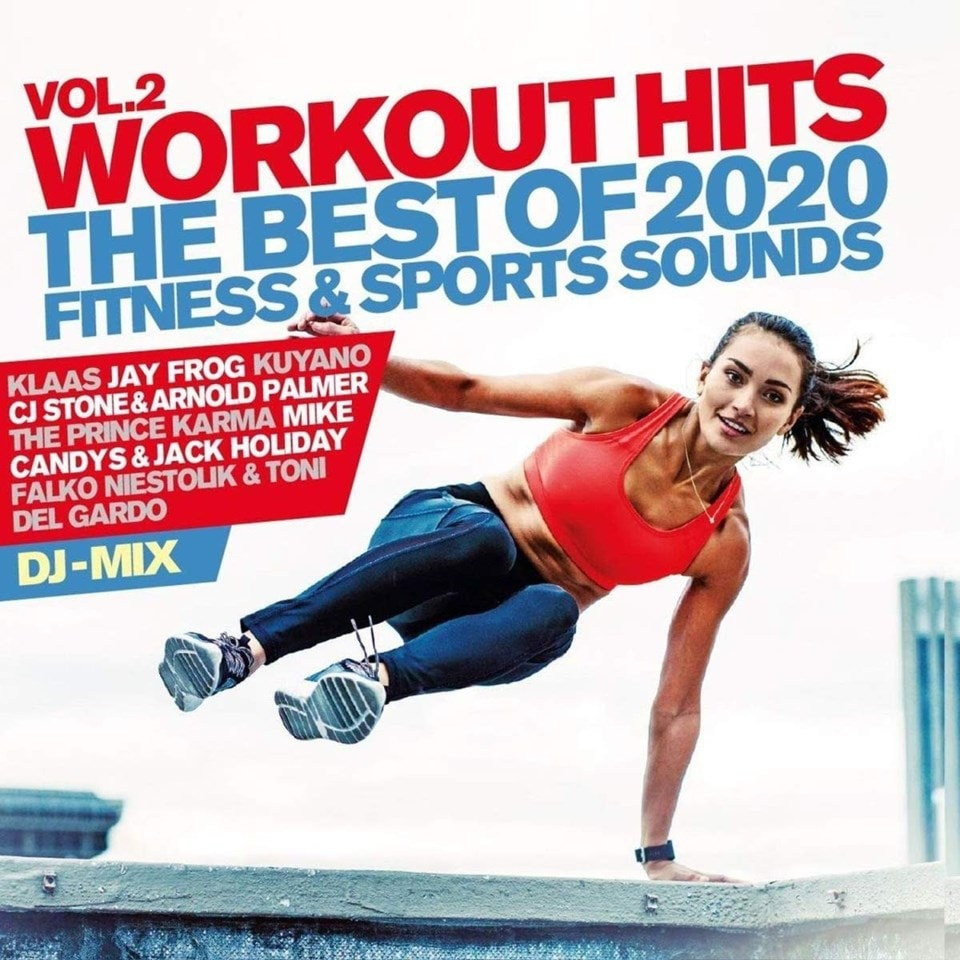 Workout Hits: The Best of 2020 Fitness & Sports Sounds - Volume 2 - 1