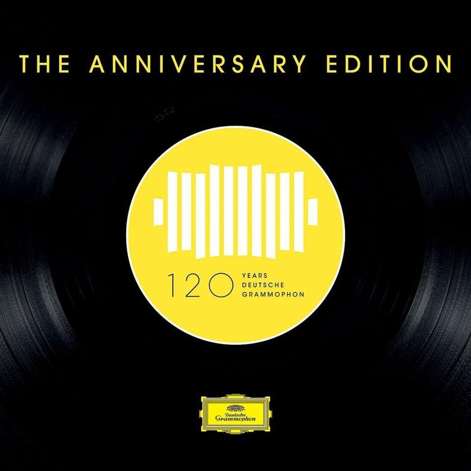120 Years of Deutsche Grammophon: The Anniversary Edition - 1