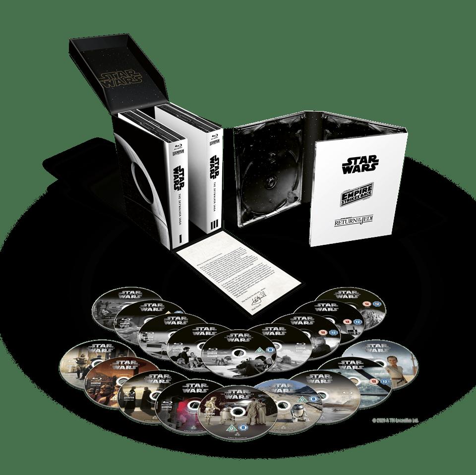 Star Wars: The Skywalker Saga Complete Box Set - 1