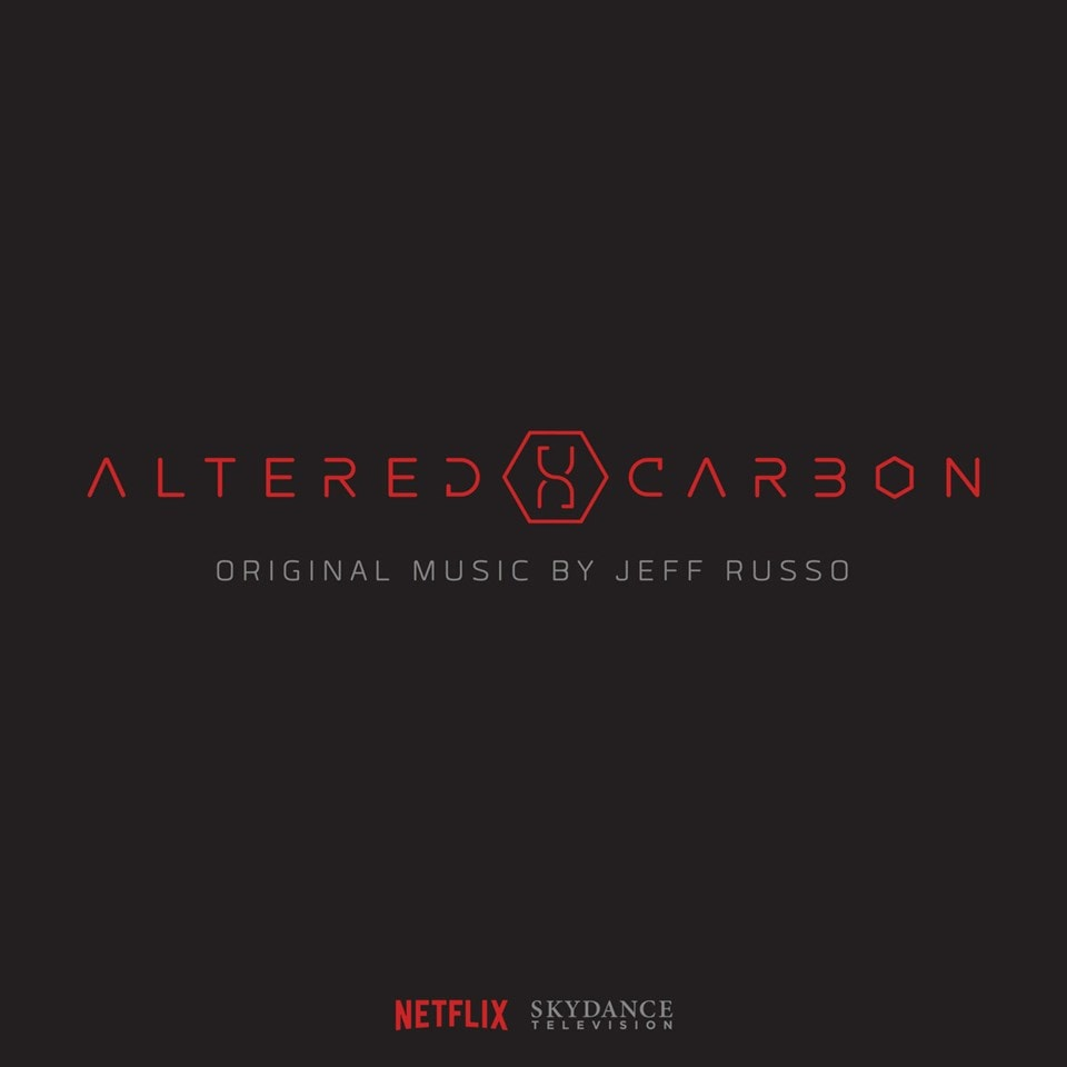 Altered Carbon - 1