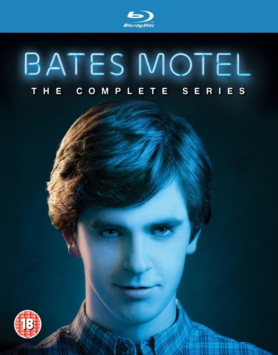 Bates Motel: The Complete Series - 1