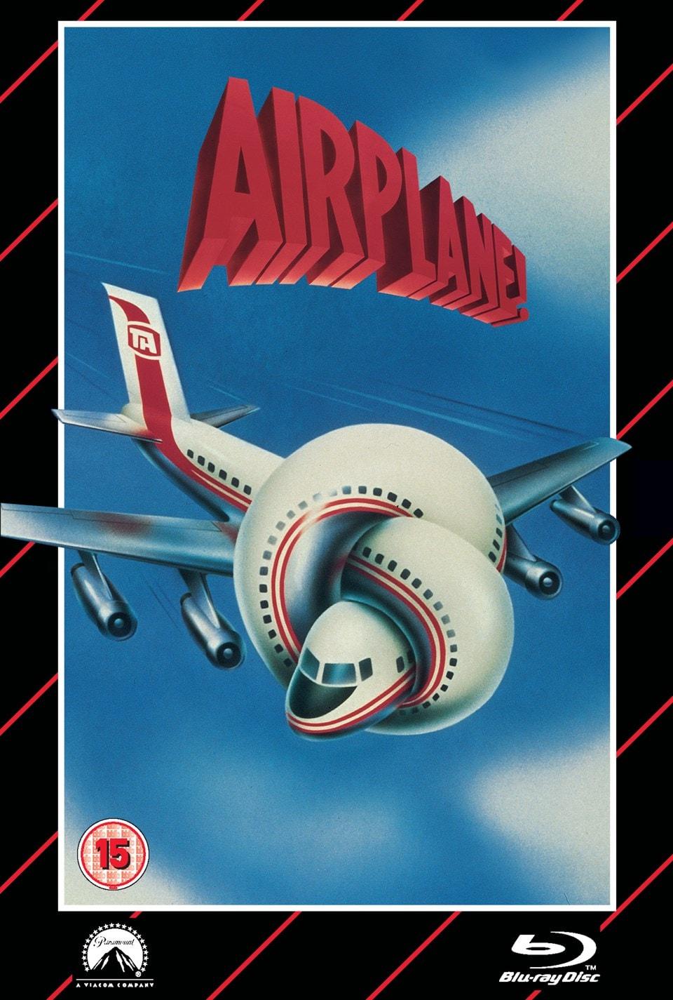 Airplane! - VHS Range (hmv Exclusive) - 1