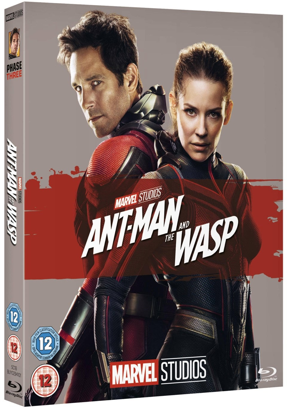 Ant-Man and the Wasp - 4