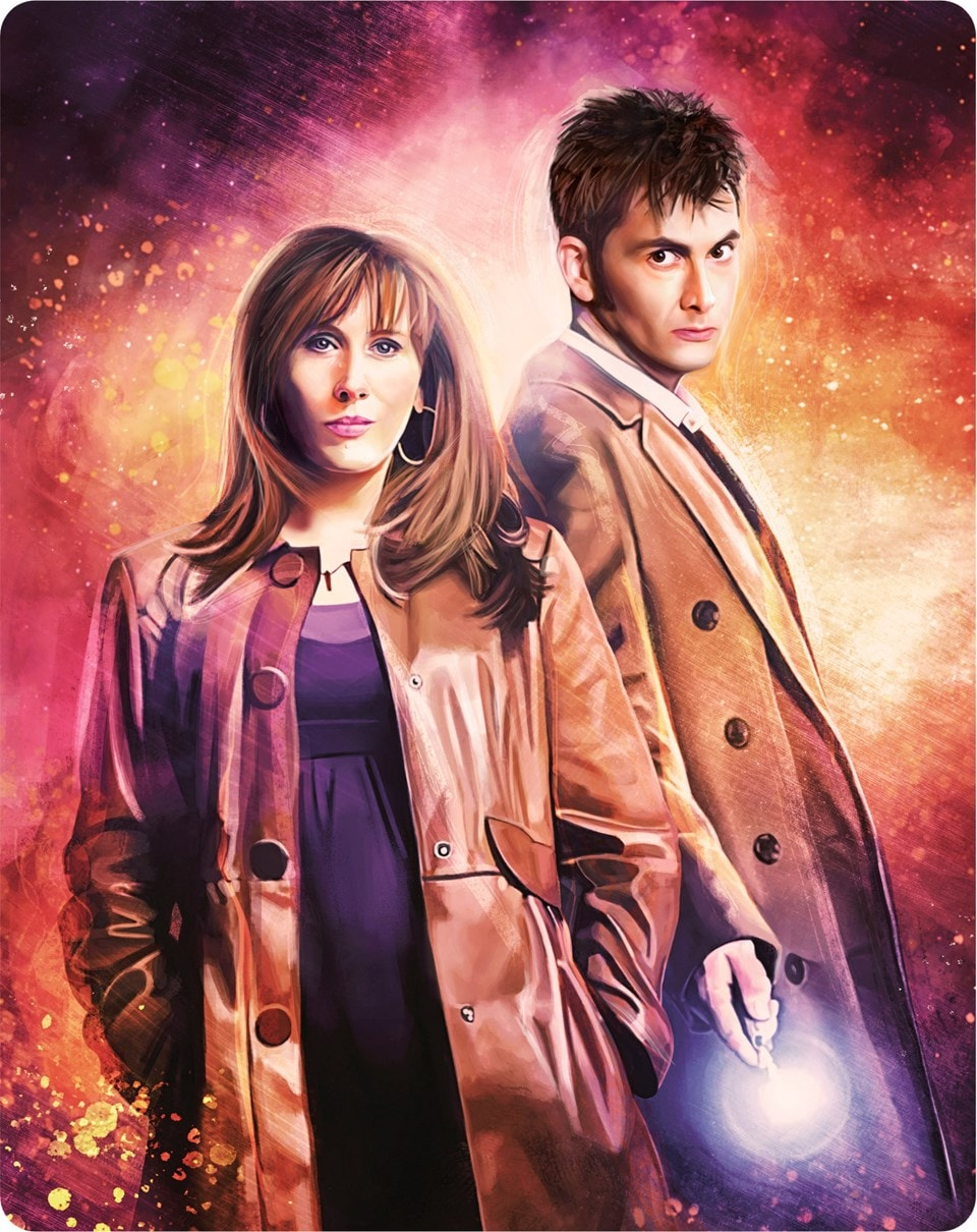 Doctor Who: The Complete Fourth Series - 1