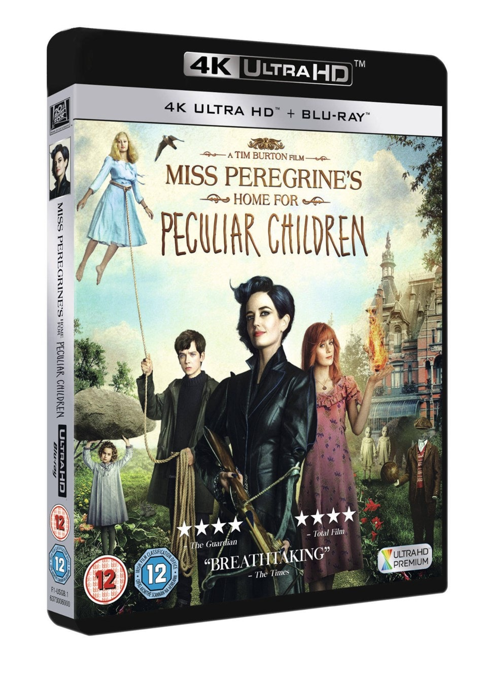 Miss Peregrine's Home for Peculiar Children - 2