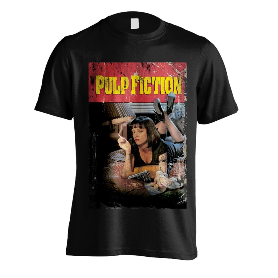 Pulp Fiction: Poster (Small) - 1