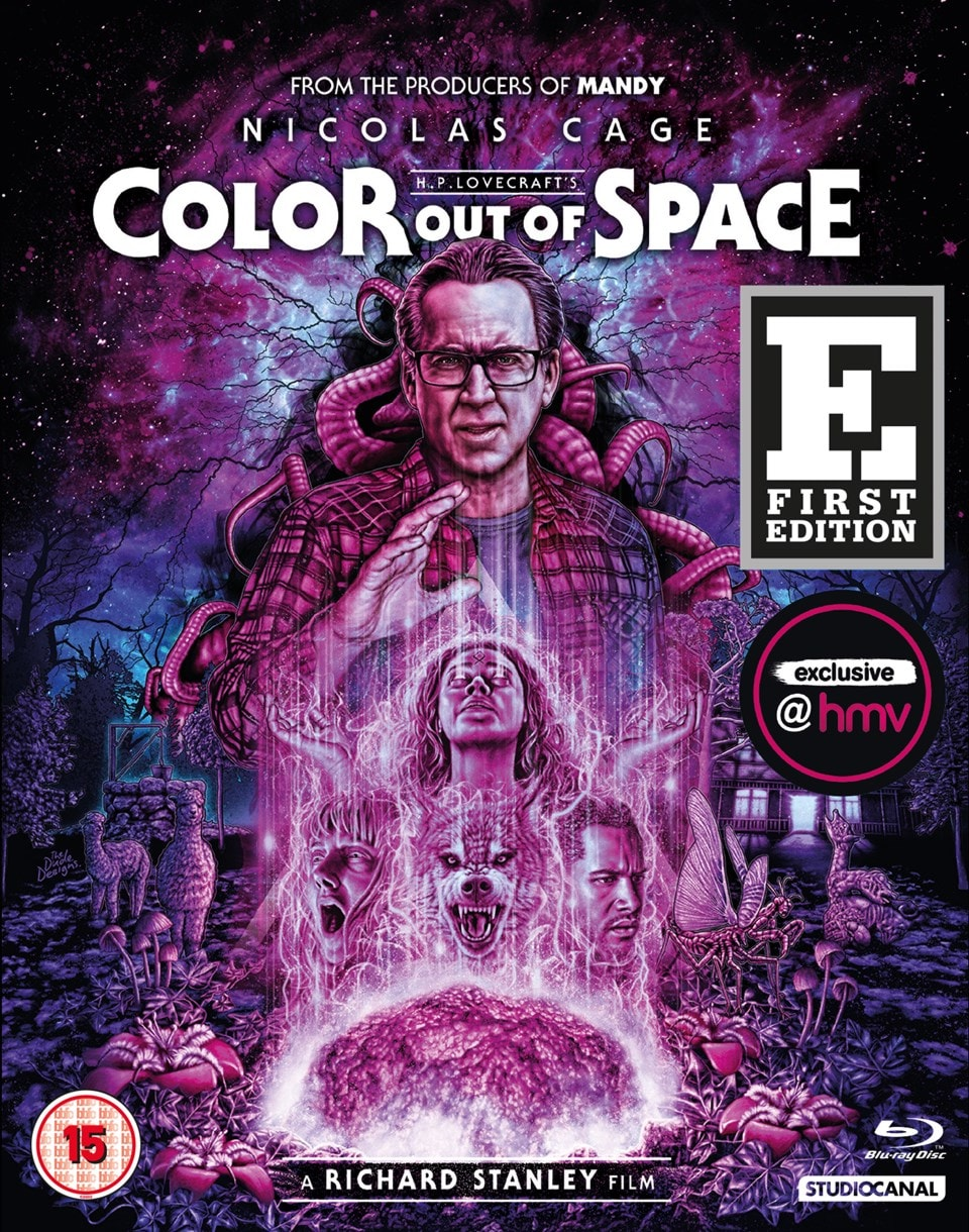 Color Out of Space (hmv Exclusive) - First Edition - 2
