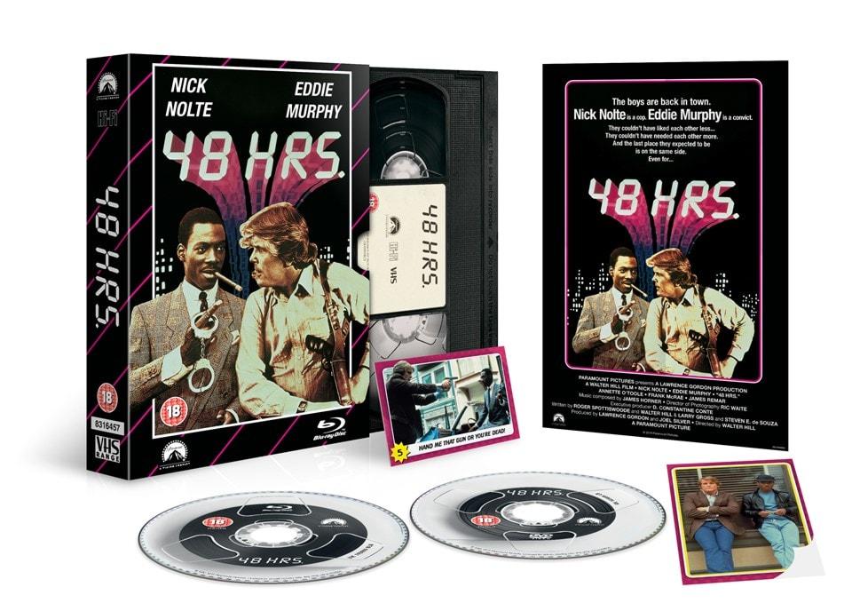 48 Hrs - VHS Range (hmv Exclusive) - 3