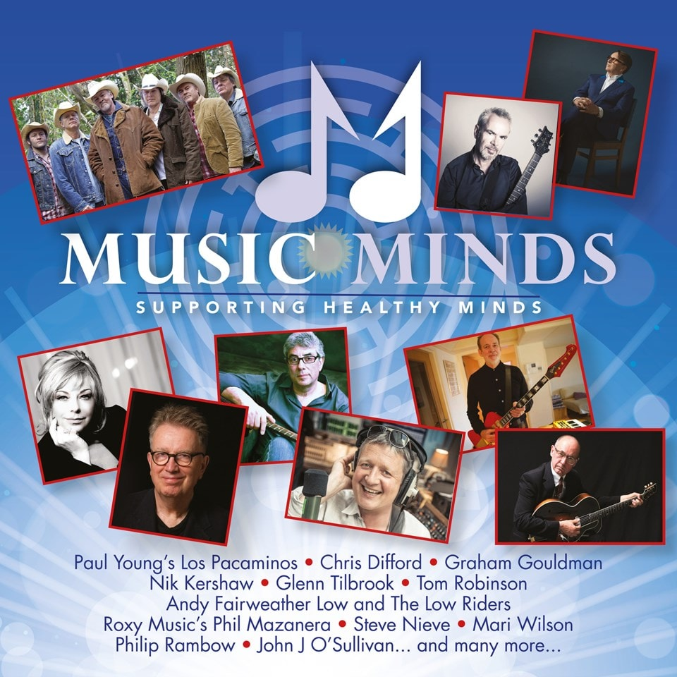 Music Minds: Supporting Healthy Minds - 1