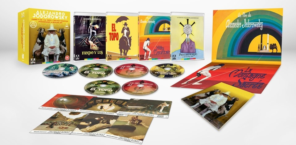 Alejandro Jodorowsky Collection - 4