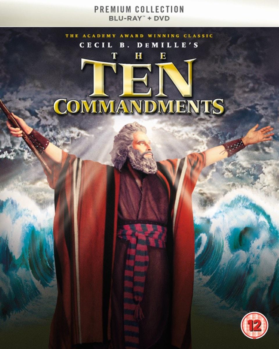 The Ten Commandments (hmv Exclusive) - Premium Collection - 1