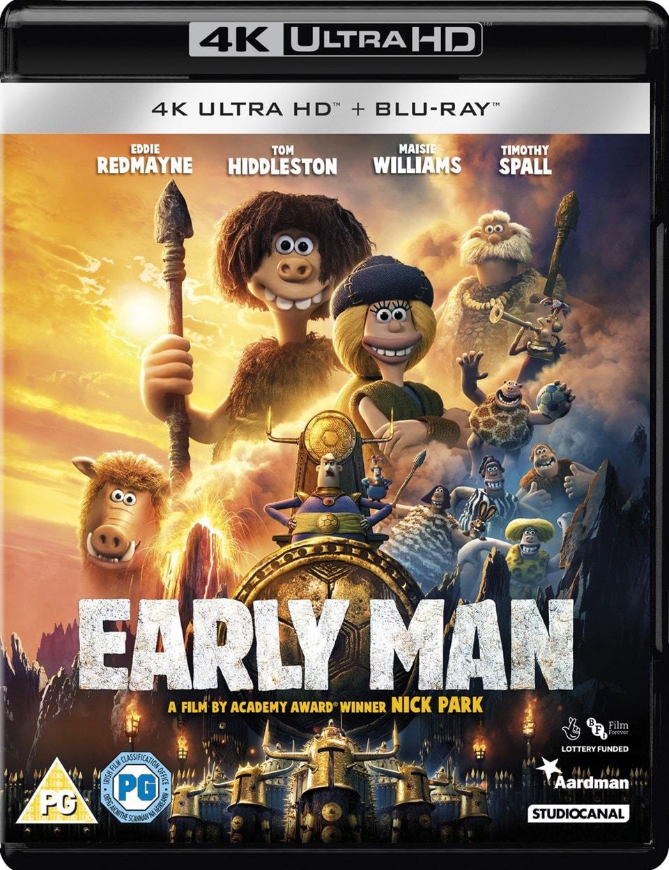 Early Man - 1