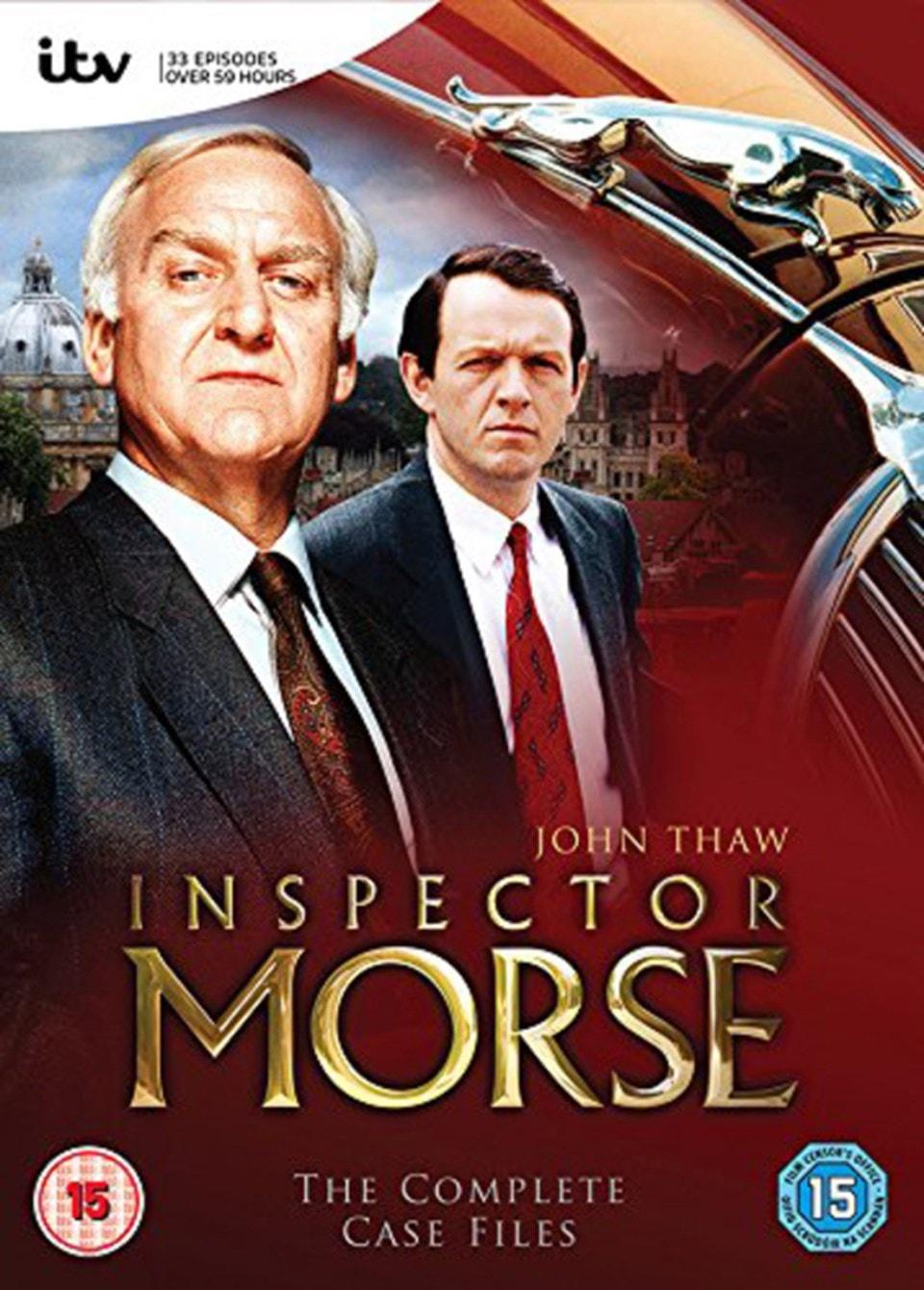 Inspector Morse: Series 1-12 - 1