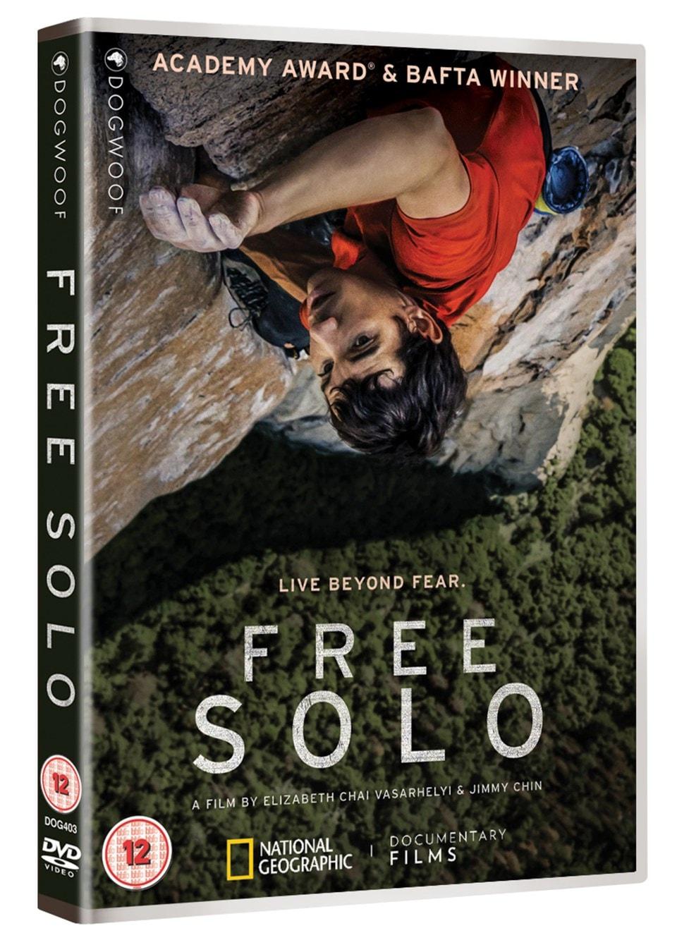 Free Solo - 2