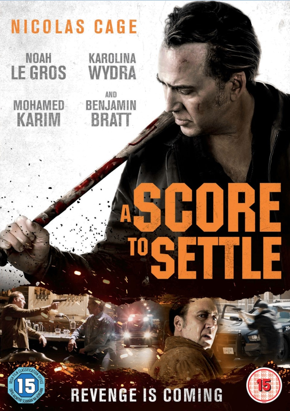 A Score to Settle - 1