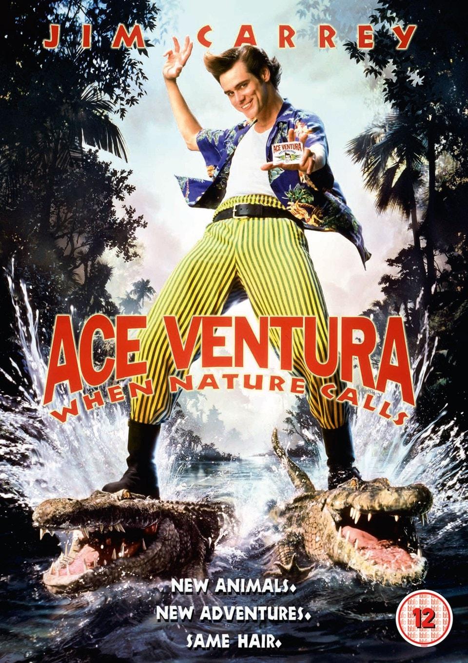 Ace Ventura: When Nature Calls - 1