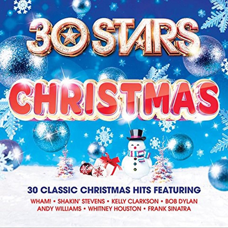 30 Stars: Christmas - 1