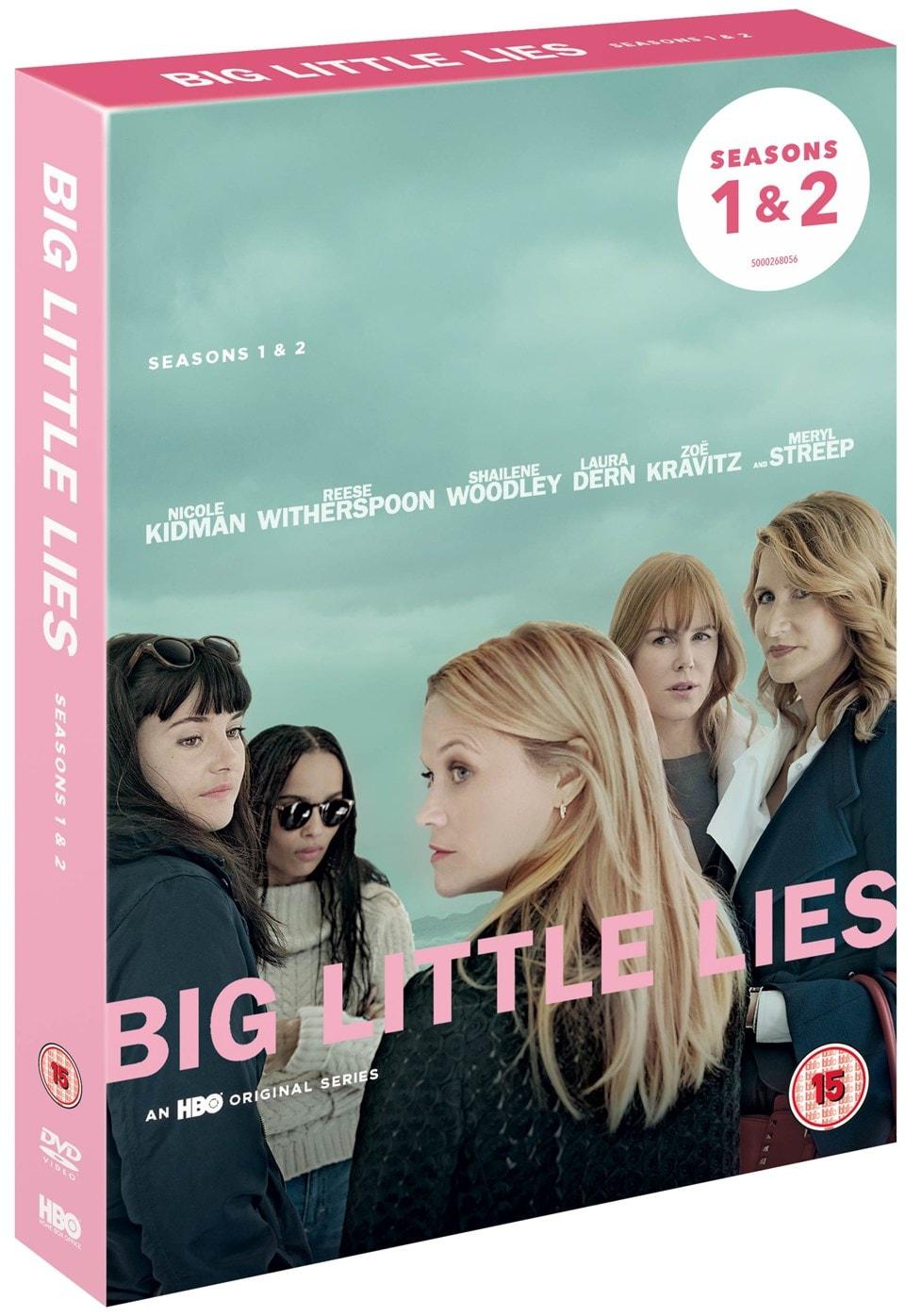 Big Little Lies: Seasons 1 & 2 - 2