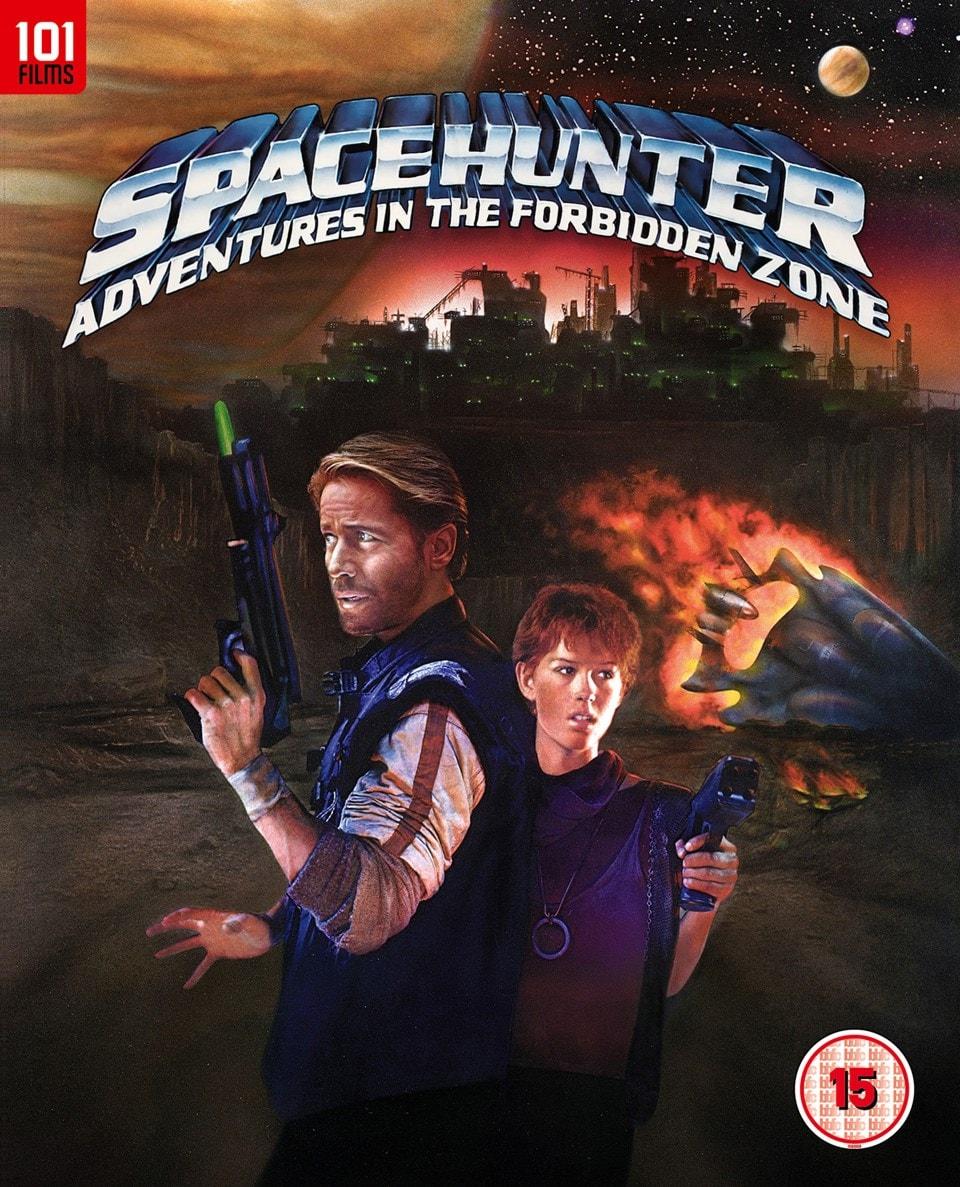 Spacehunter - Adventures in the Forbidden Zone - 1