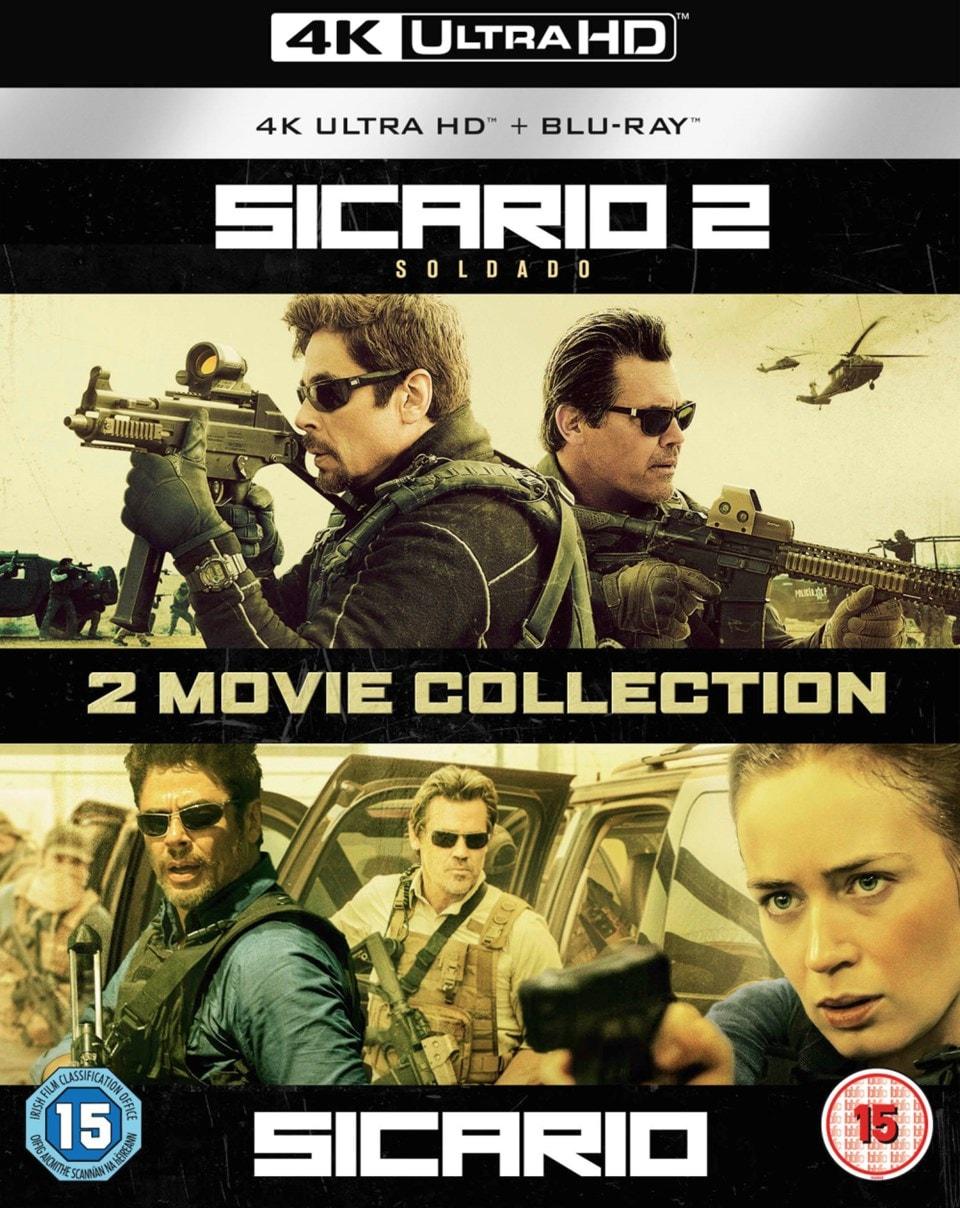 Sicario/Sicario 2 - Soldado - 1