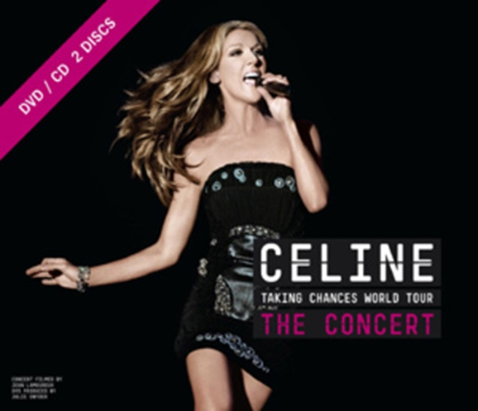 Celine Dion: Through the Eyes of the World - 1