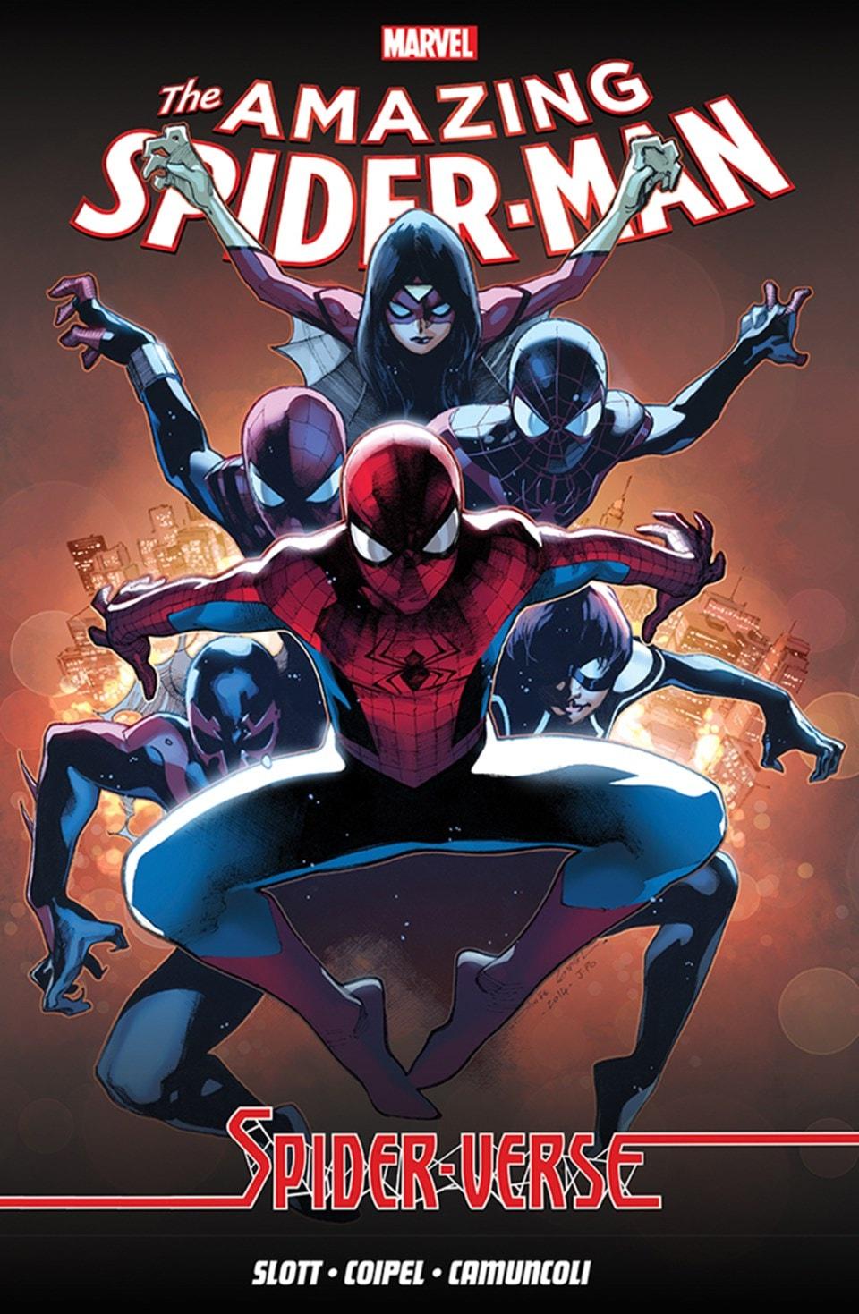 Amazing Spider-Man: Vol.3: Spider-Verse - 1