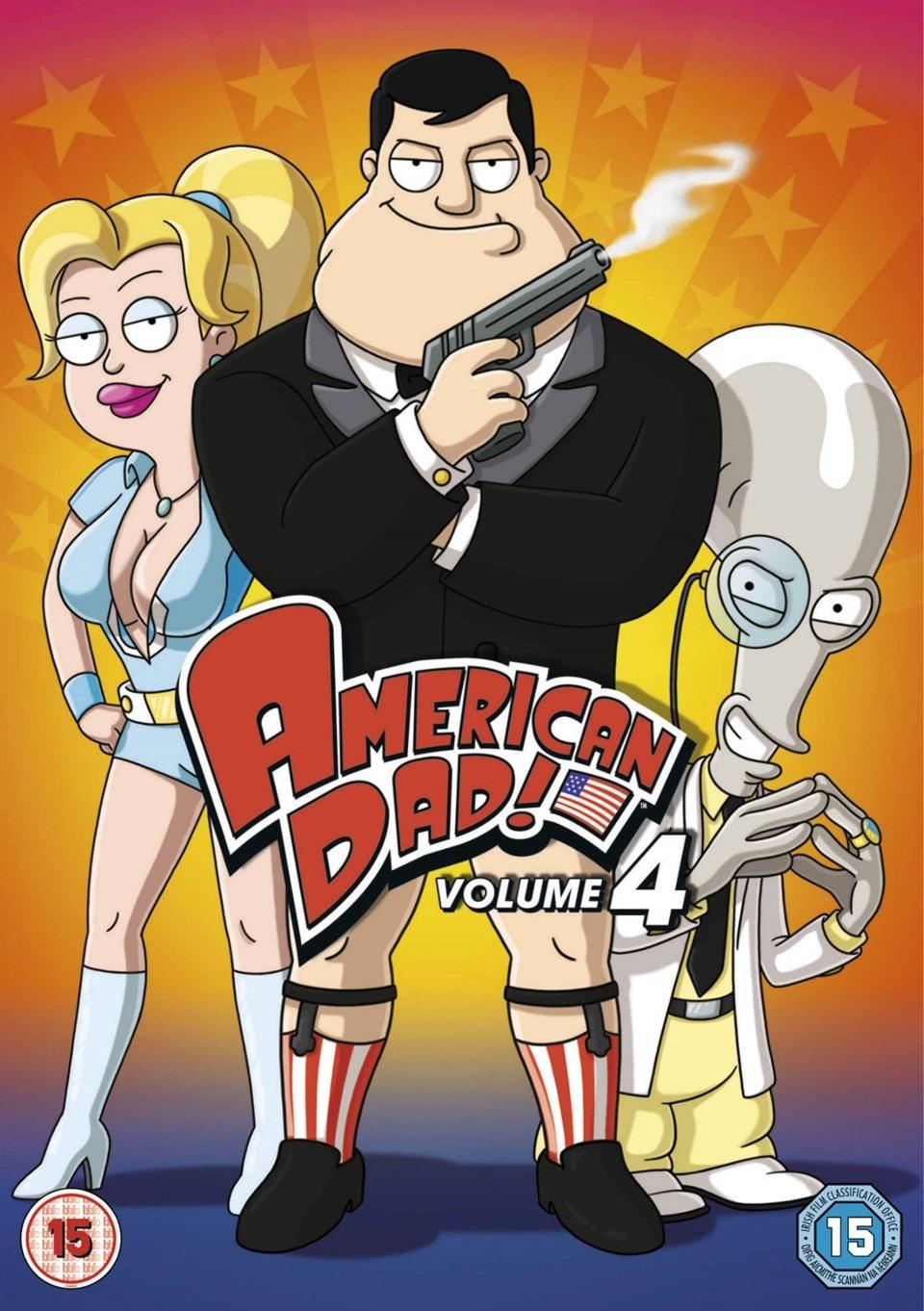 American Dad!: Volume 4 - 1