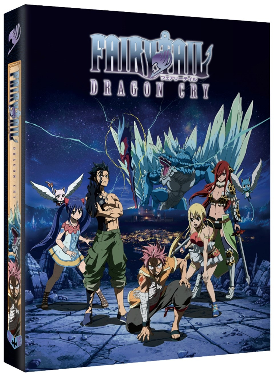 Fairy Tail: Dragon Cry - 1