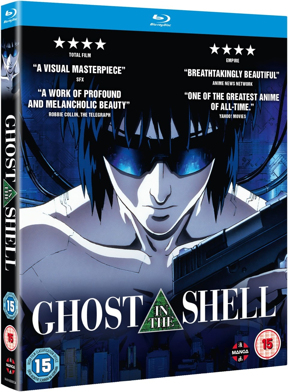 Ghost in the Shell - 2
