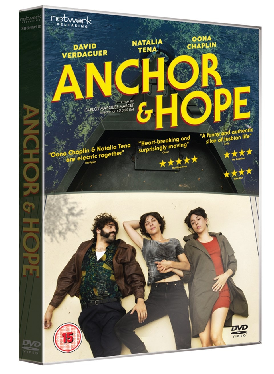 Anchor and Hope - 2