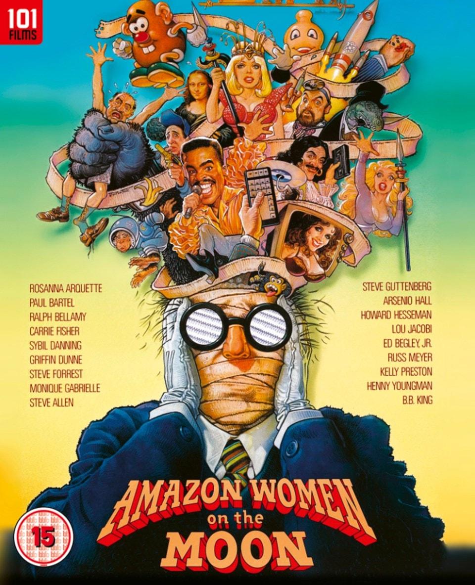 Amazon Women On the Moon - 1
