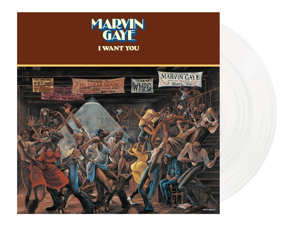 I Want You - (hmv Exclusive) White Vinyl - 1