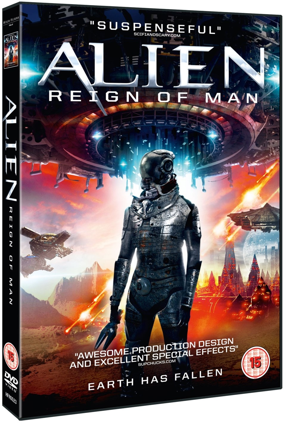 Alien - Reign of Man - 2