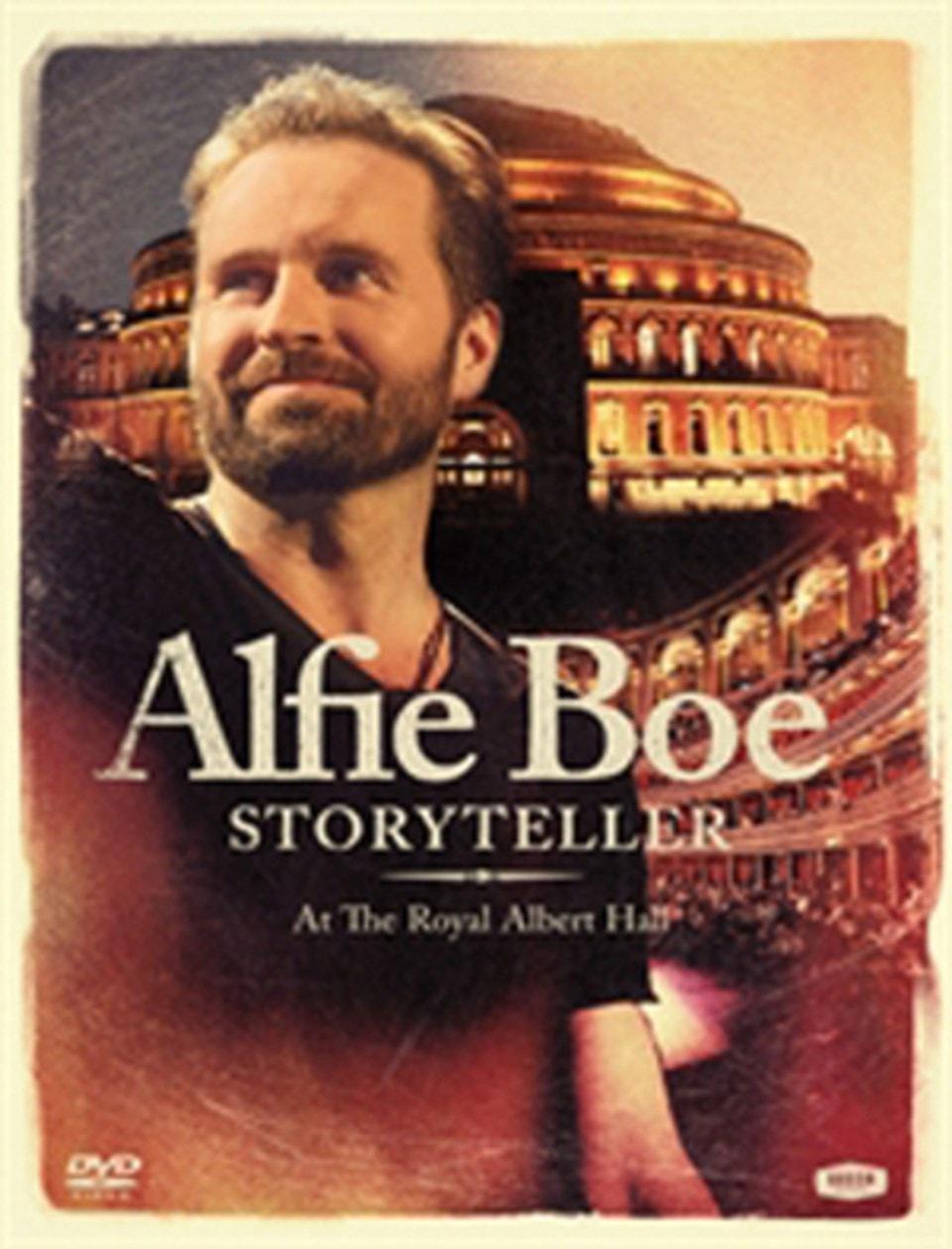 Alfie Boe: Storyteller - 1
