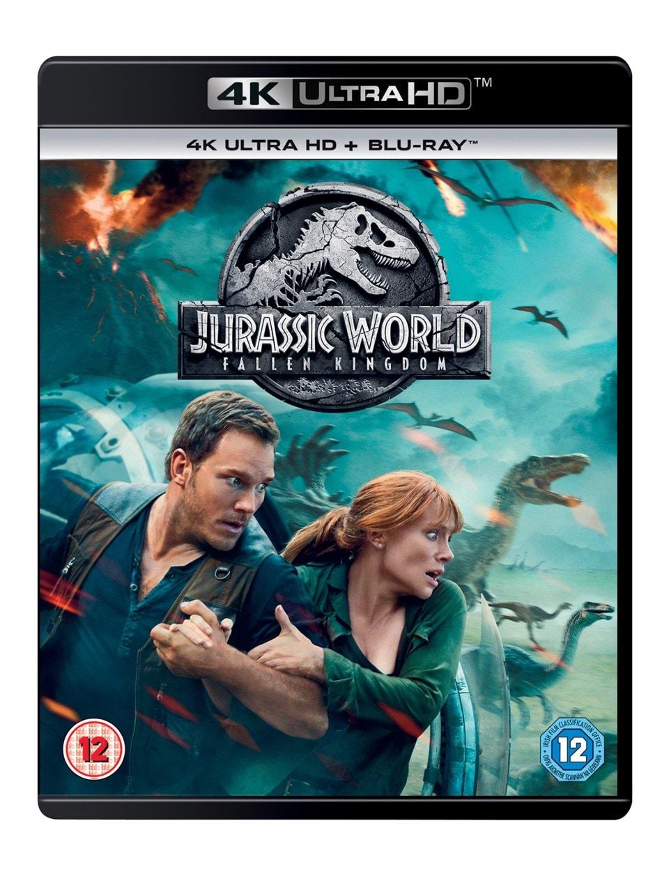 Jurassic World - Fallen Kingdom - 1