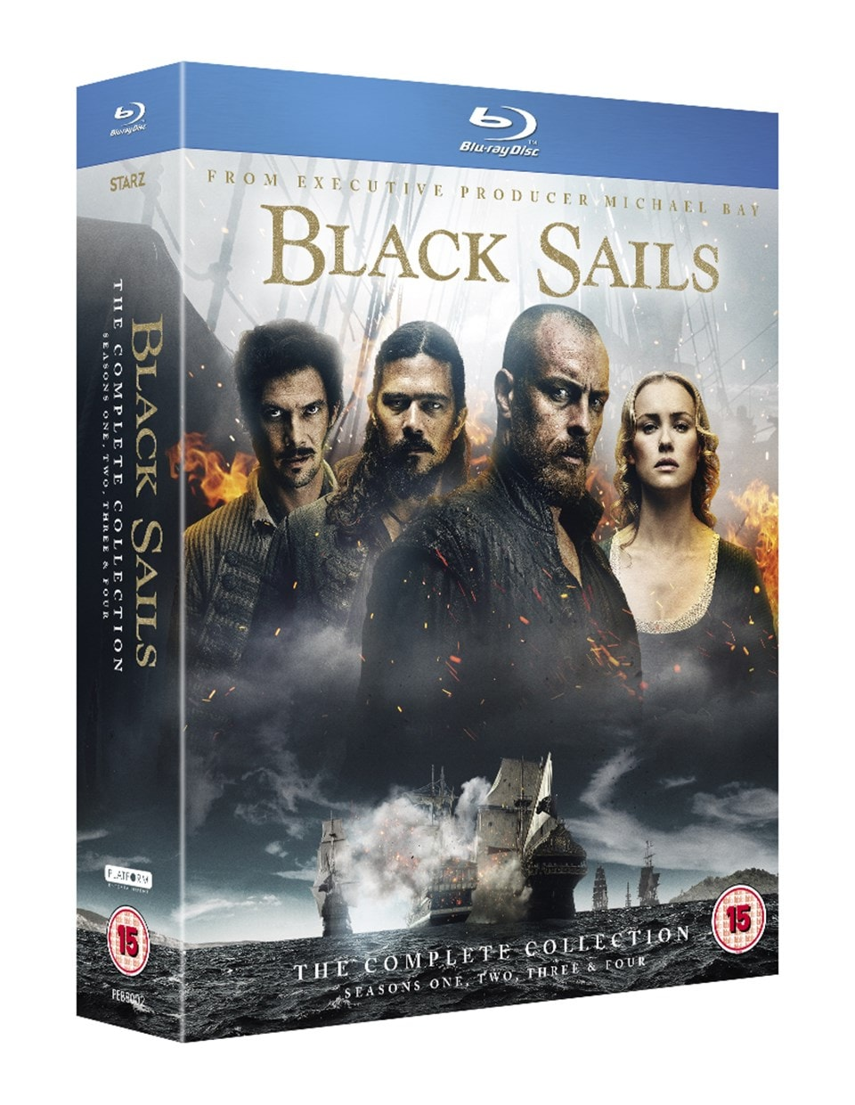 Black Sails: The Complete Collection - 2