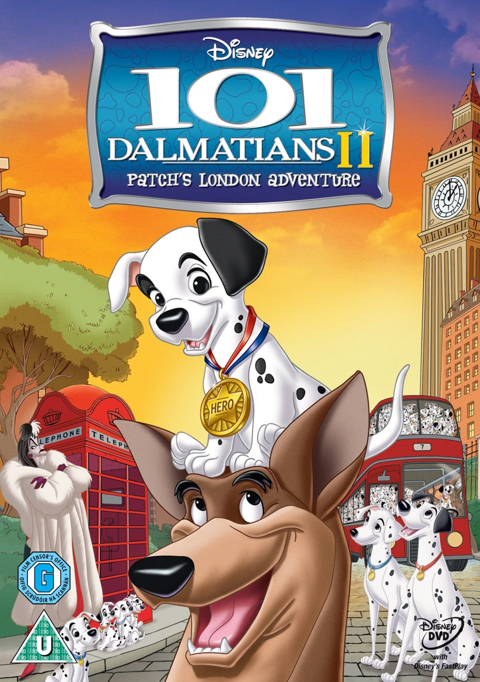 101 Dalmatians 2 - Patch's London Adventure - 1