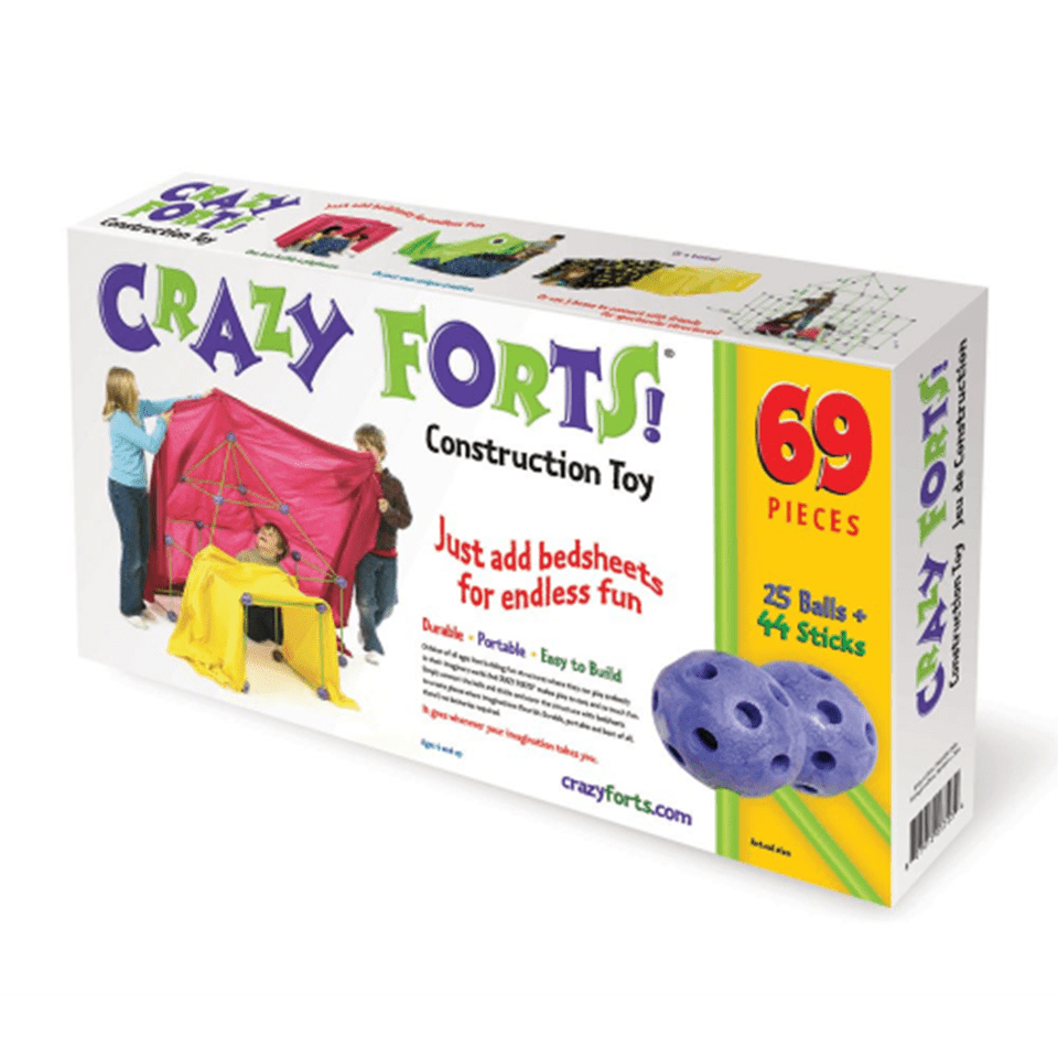 Crazy Forts Play Tent - 1