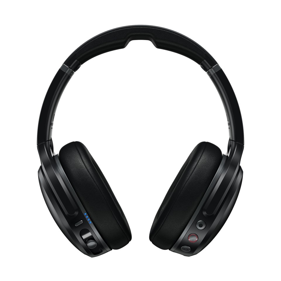 Skullcandy Crusher Black/Black/Grey Active Noise Cancelling Headphones - 2