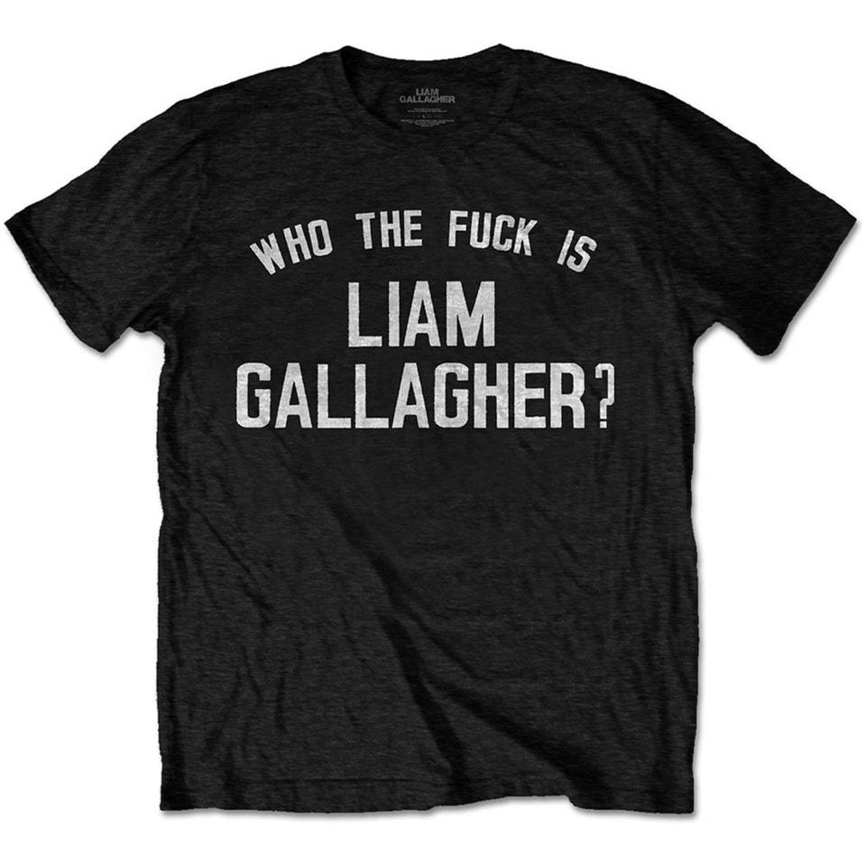 Liam Gallagher: Who The Fuck (Small) - 1