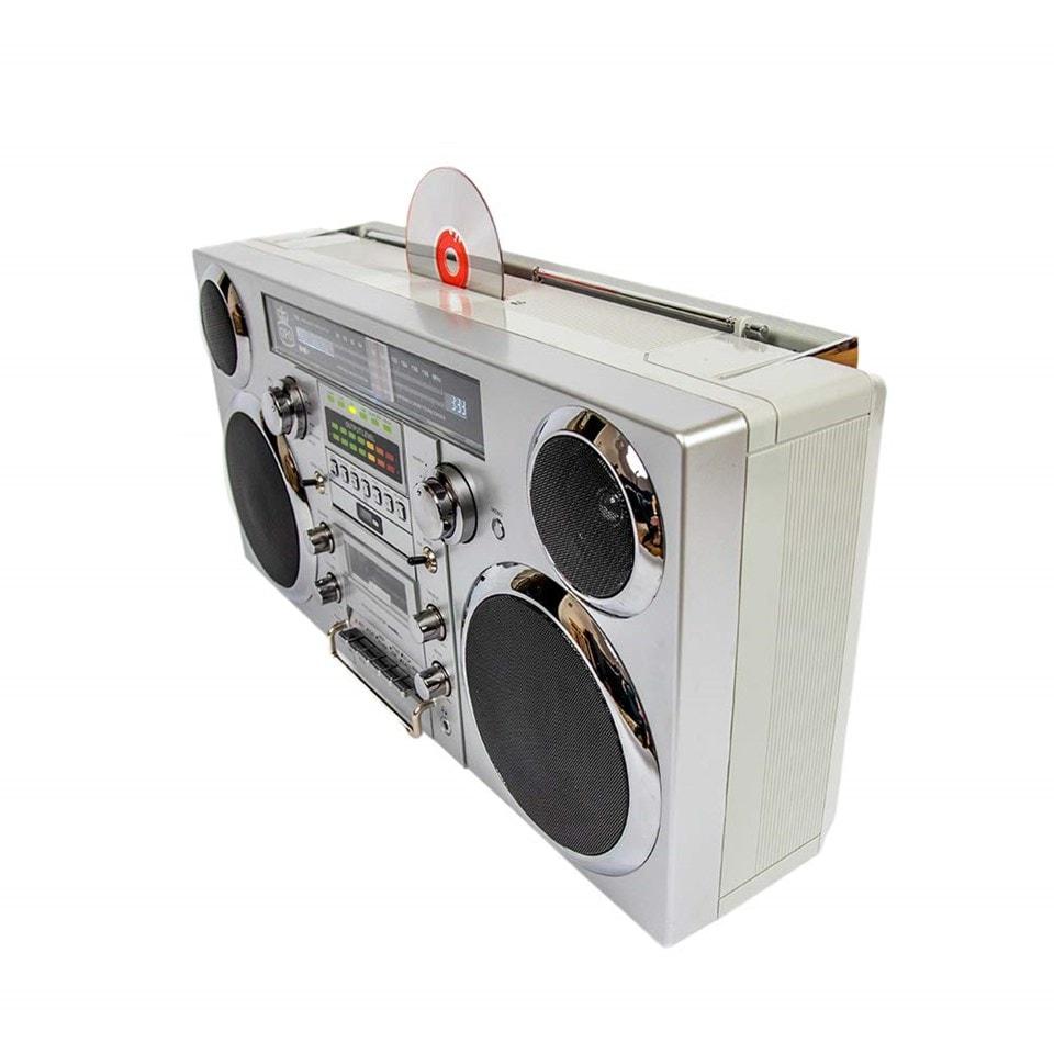 GPO Brooklyn Portable Boombox - 3