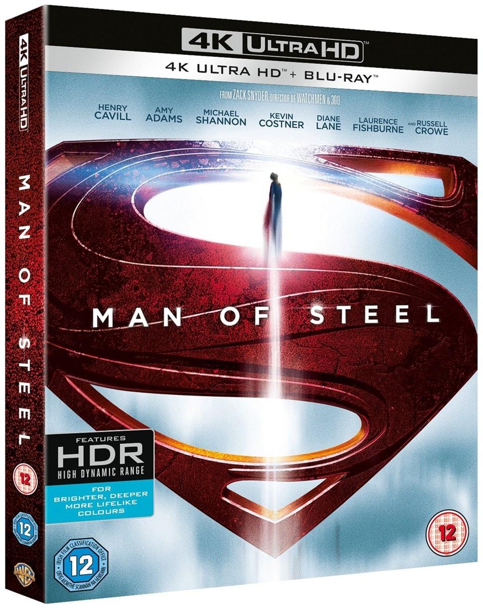 Man of Steel - 2