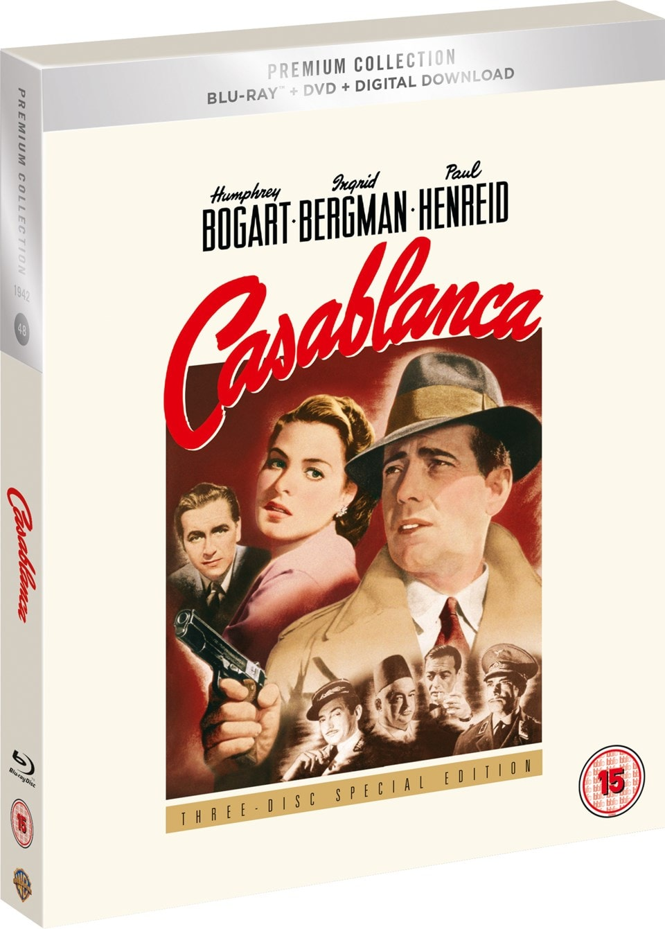 Casablanca (hmv Exclusive) - The Premium Collection - 2
