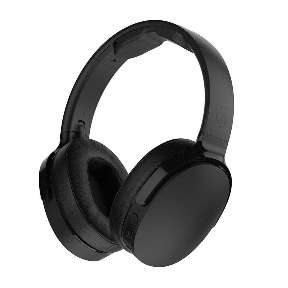 Skullcandy Hesh 3 Black Bluetooth Headphones - 1