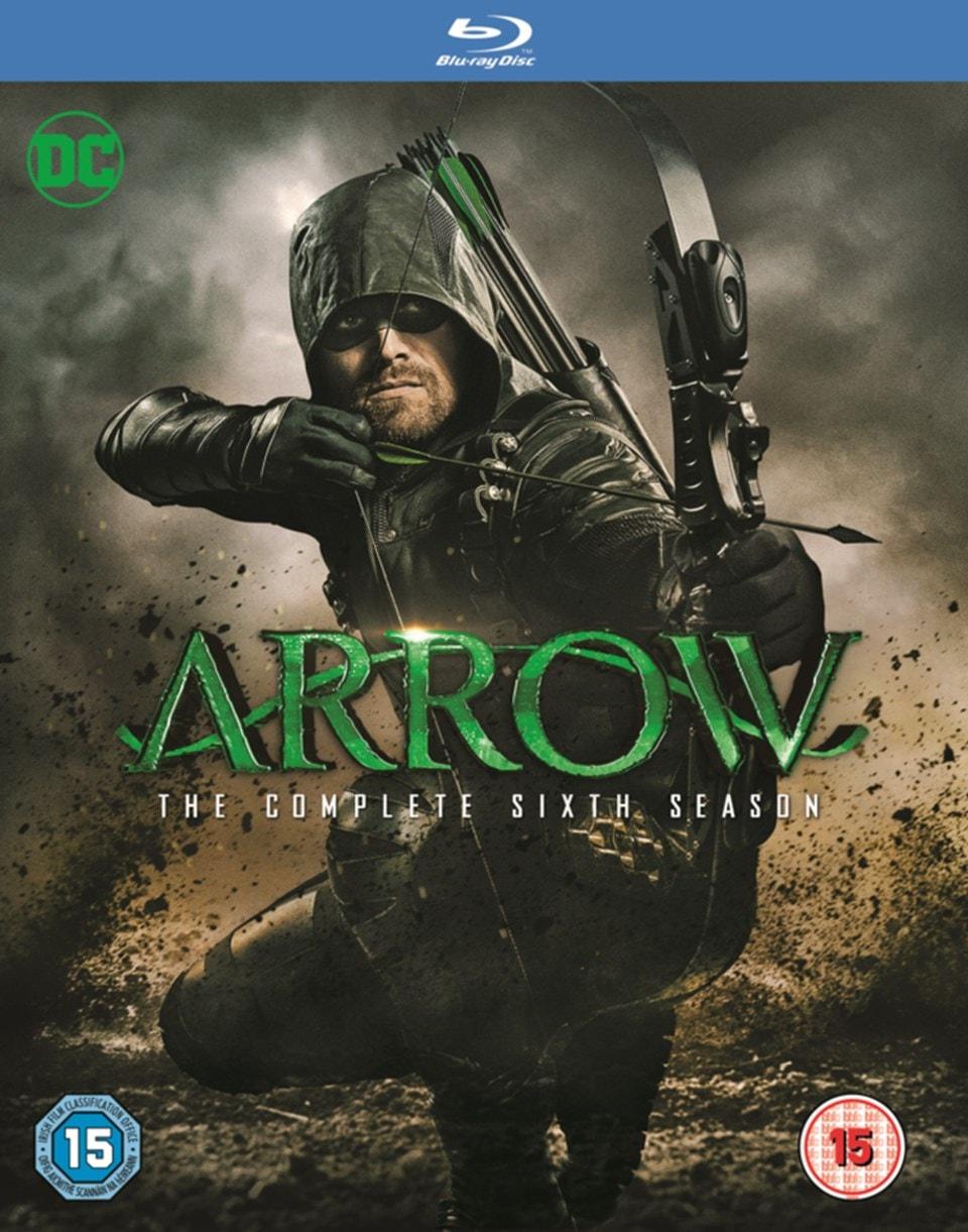 Arrow: The Complete Sixth Season - 1