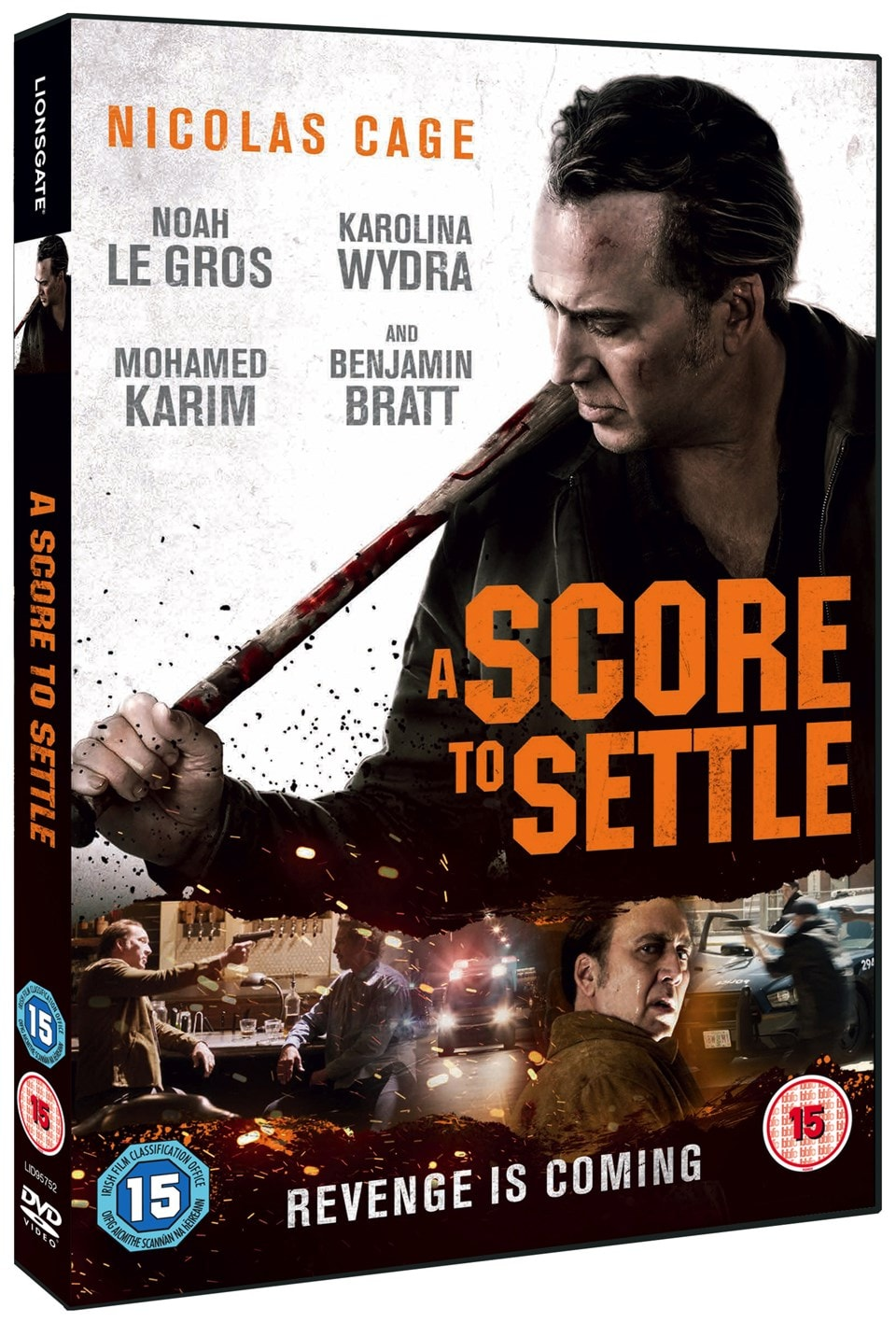 A Score to Settle - 2
