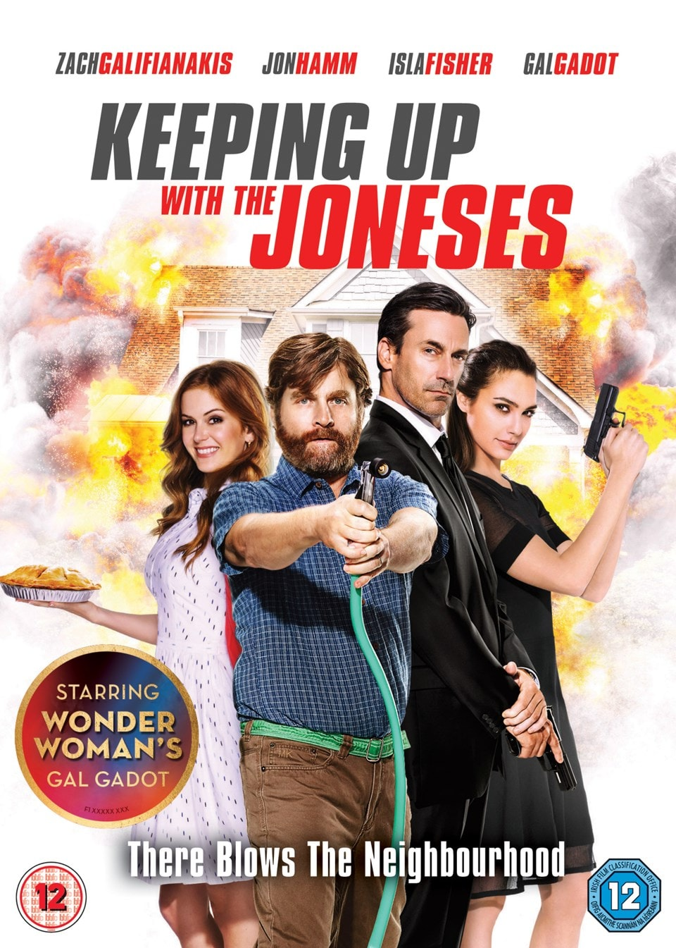 Keeping Up With the Joneses - 1