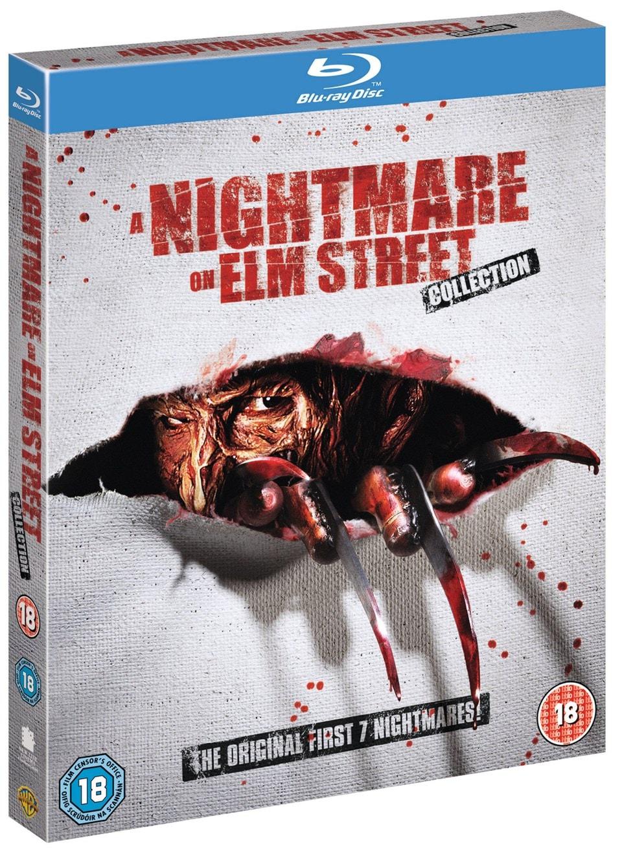 A Nightmare On Elm Street 1-7 - 2