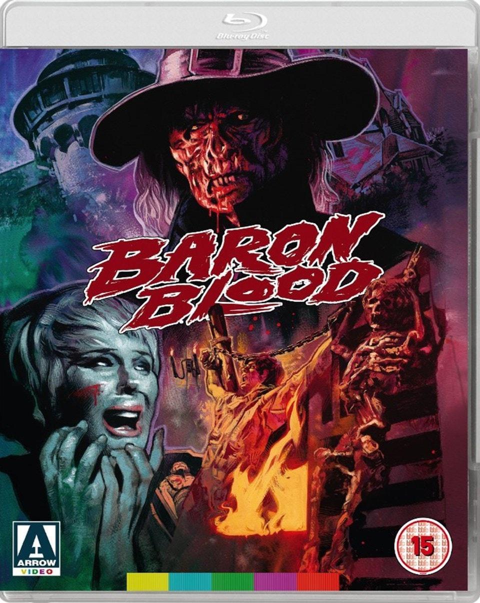 Baron Blood - 1